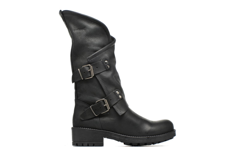 Boots en enkellaarsjes Coolway Alida Zwart achterkant