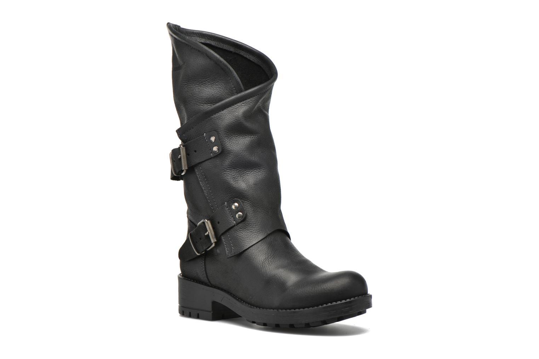 Boots en enkellaarsjes Coolway Alida Zwart detail