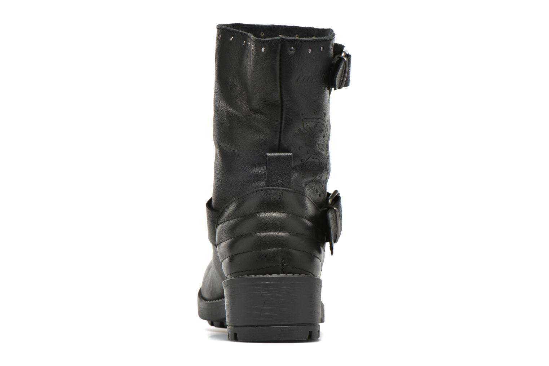 Bottines et boots Coolway Barlow Noir vue droite
