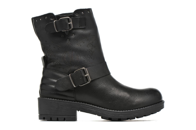 Boots en enkellaarsjes Coolway Barlow Zwart achterkant