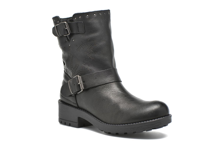 Bottines et boots Coolway Barlow Noir vue détail/paire