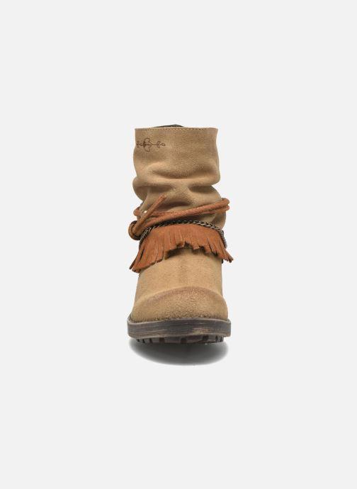 Bottines et boots Coolway Belia Marron vue portées chaussures