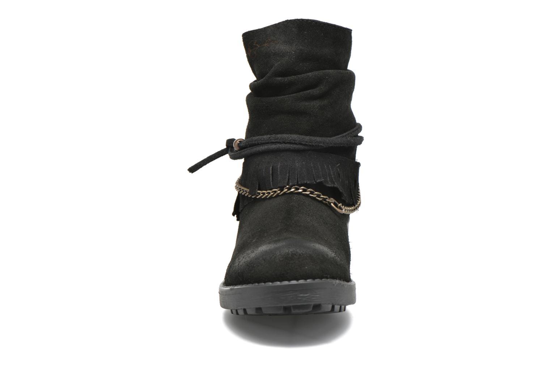 Bottines et boots Coolway Belia Noir vue portées chaussures