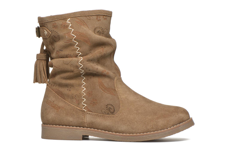 Bottines et boots Coolway Betina Marron vue derrière