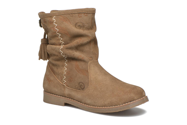 Bottines et boots Coolway Betina Marron vue détail/paire