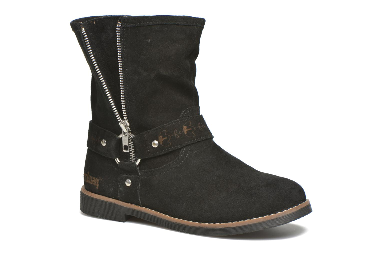 Bottines et boots Coolway Betusta Noir vue 3/4