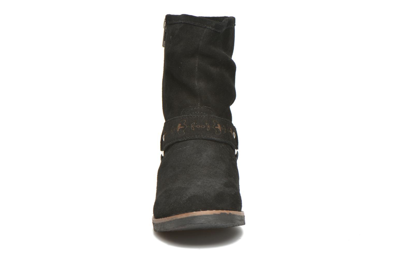 Bottines et boots Coolway Betusta Noir vue portées chaussures