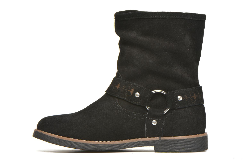 Bottines et boots Coolway Betusta Noir vue face