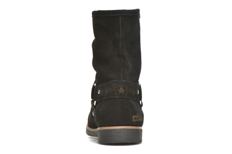 Bottines et boots Coolway Betusta Noir vue droite