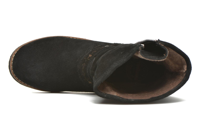 Bottines et boots Coolway Betusta Noir vue gauche