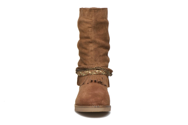 Bottines et boots Coolway Biara Marron vue portées chaussures