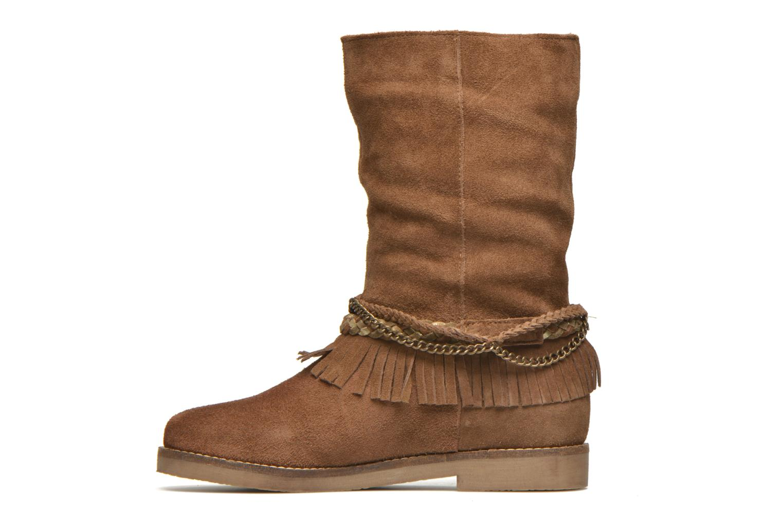 Bottines et boots Coolway Biara Marron vue face