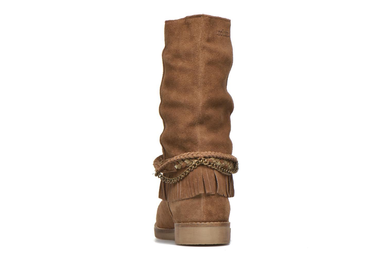 Bottines et boots Coolway Biara Marron vue droite