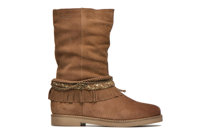 Bottines et boots Coolway Biara Marron vue derrière