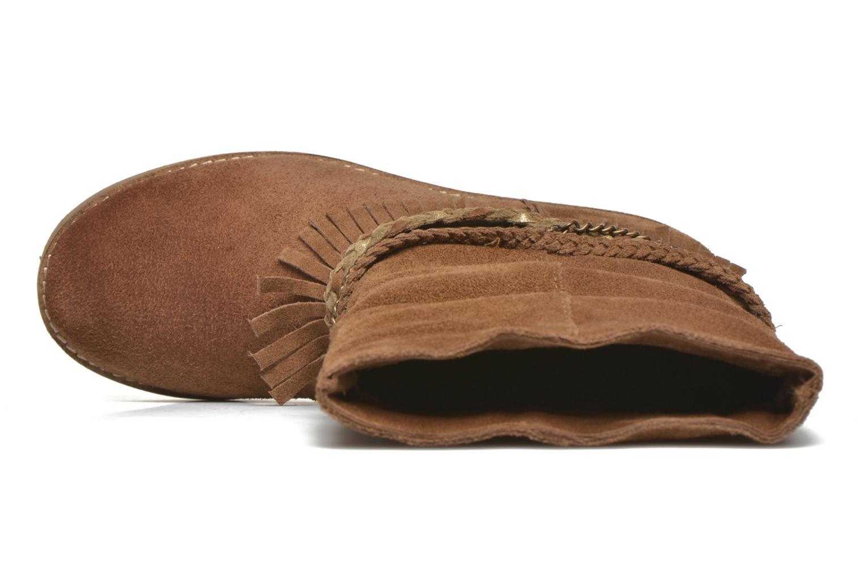 Bottines et boots Coolway Biara Marron vue gauche