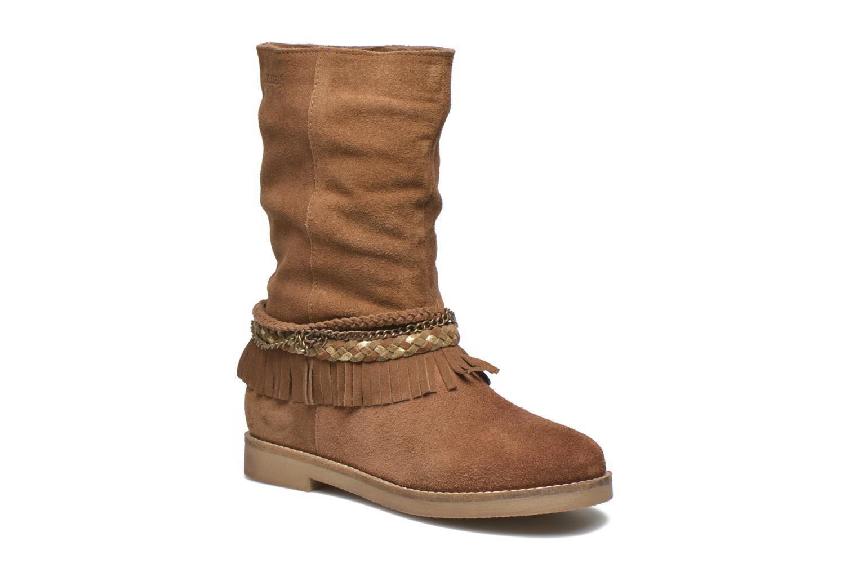 Bottines et boots Coolway Biara Marron vue détail/paire
