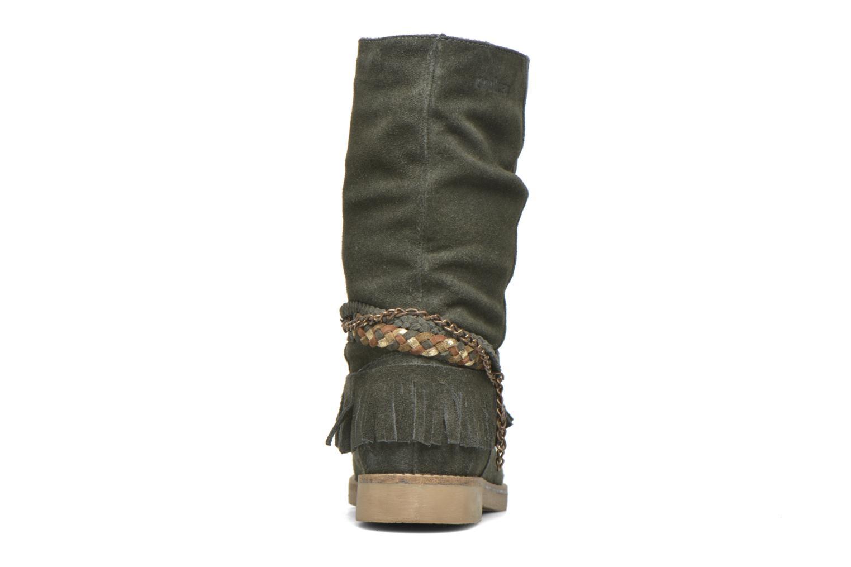 Bottines et boots Coolway Biara Vert vue droite