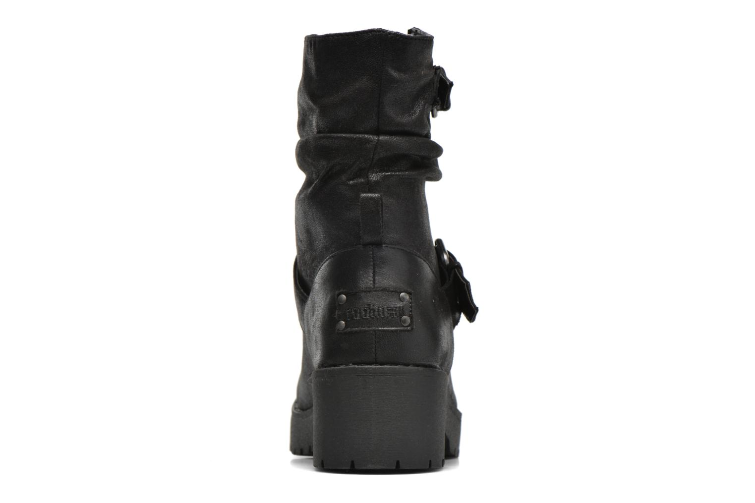 Ankle boots Coolway Biker Black view from the right