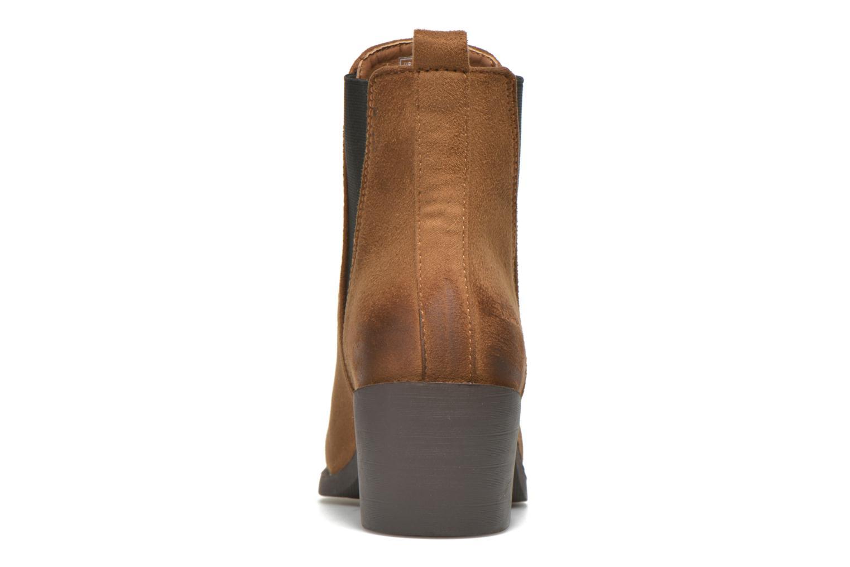 Bottines et boots Coolway Bowen Marron vue droite