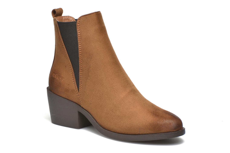 Bottines et boots Coolway Bowen Marron vue détail/paire