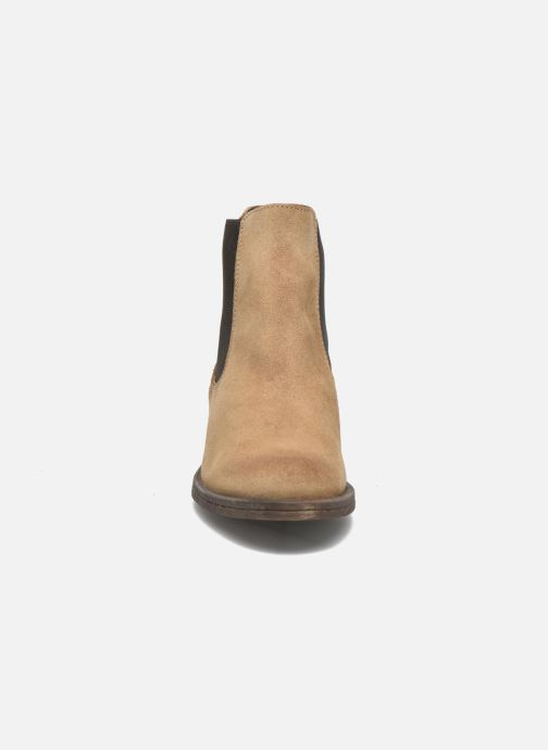 Ankle boots Coolway Bradley Beige model view