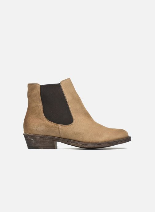 Ankle boots Coolway Bradley Beige back view
