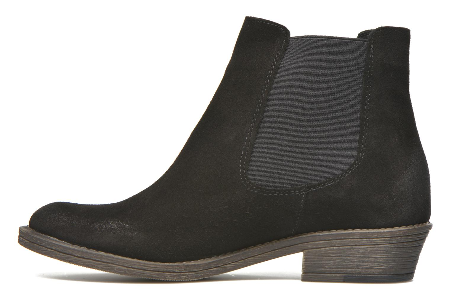 Ankle boots Coolway Bradley Black front view