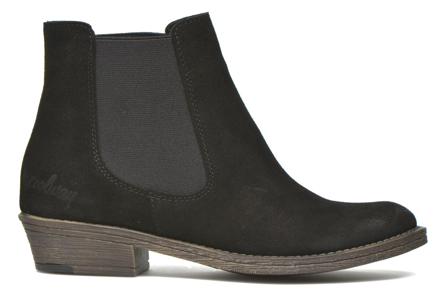 Ankle boots Coolway Bradley Black back view