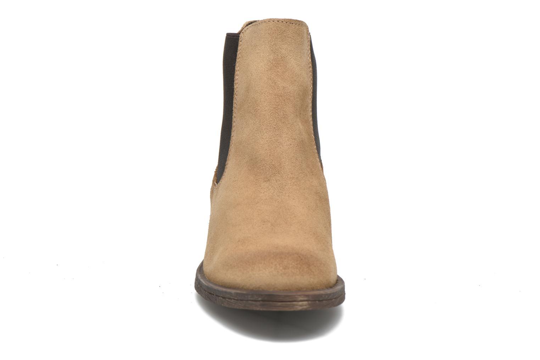 Stiefeletten & Boots Coolway Bradley beige schuhe getragen