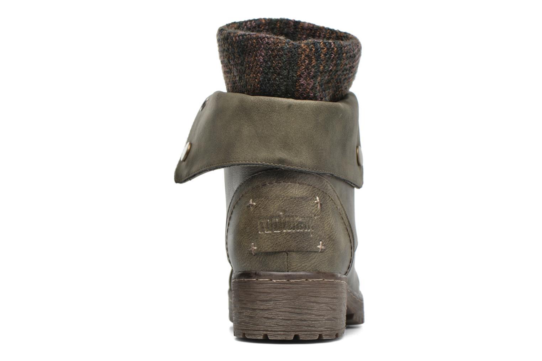 Bottines et boots Coolway Bringit Gris vue droite