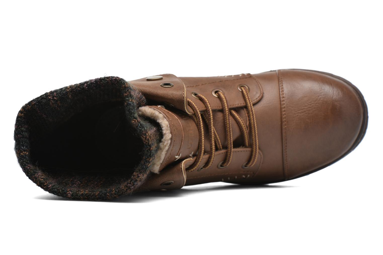 Bottines et boots Coolway Bringit Marron vue gauche