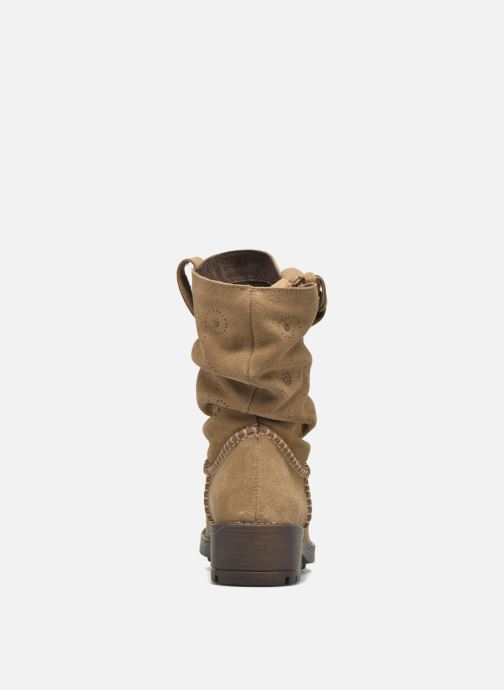Ankle boots Coolway Brisi Brown view from the right