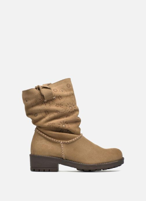 Ankle boots Coolway Brisi Brown back view