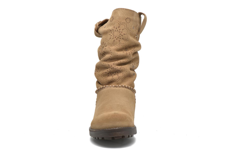 Bottines et boots Coolway Brisi Marron vue portées chaussures