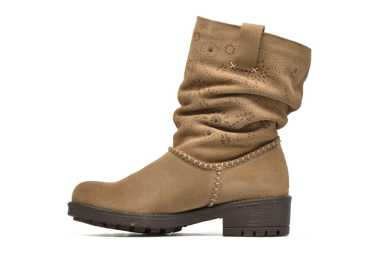 Bottines et boots Coolway Brisi Marron vue face