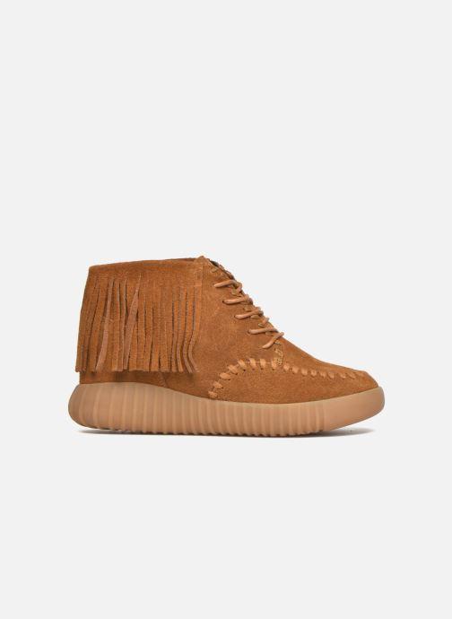 Zapatos con cordones Coolway Buzo Marrón vistra trasera