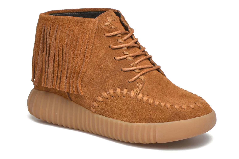 Chaussures à lacets Coolway Buzo Marron vue détail/paire