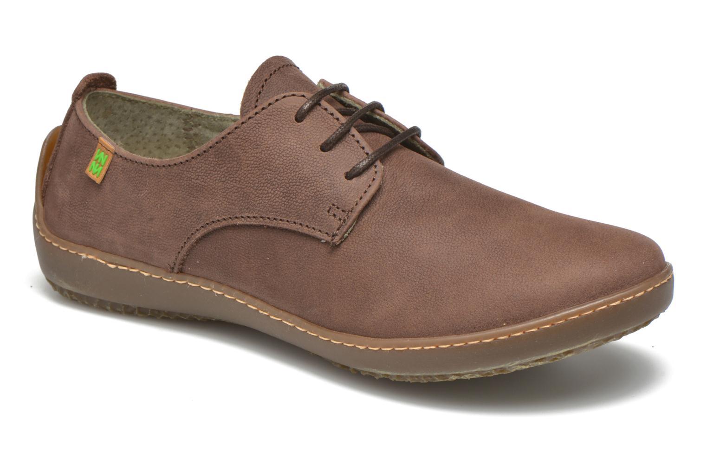 Chaussures à lacets El Naturalista Bee ND89 Marron vue détail/paire
