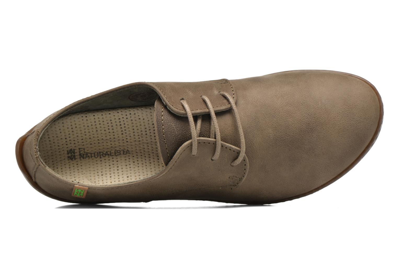 Chaussures à lacets El Naturalista Bee ND89 Vert vue gauche