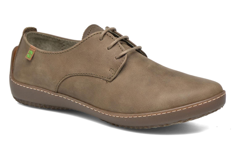 Chaussures à lacets El Naturalista Bee ND89 Vert vue détail/paire