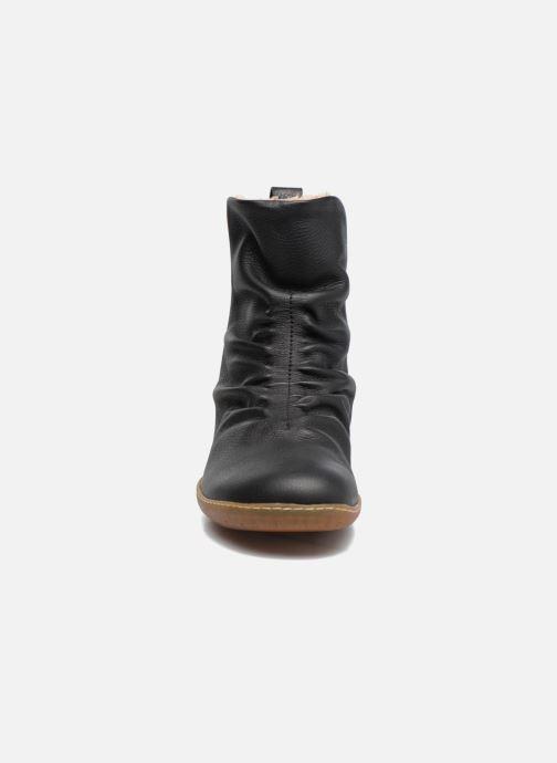 Stiefeletten & Boots El Naturalista El Viajero NE13 schwarz schuhe getragen