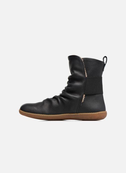 Stiefeletten & Boots El Naturalista El Viajero NE13 schwarz ansicht von vorne