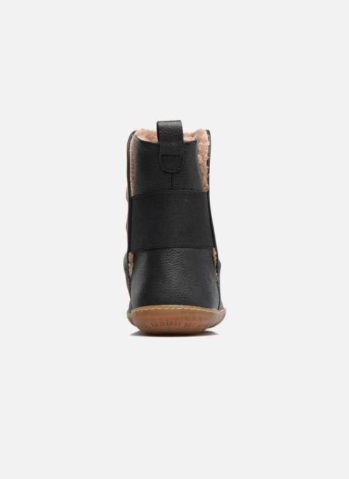 Stiefeletten & Boots El Naturalista El Viajero NE13 schwarz ansicht von rechts