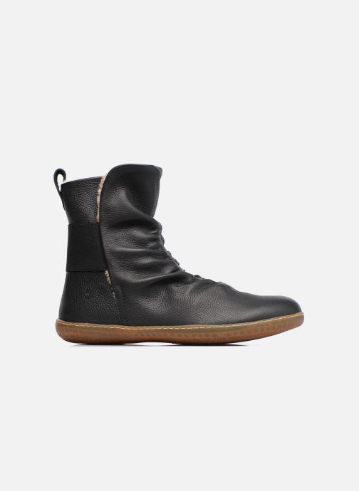 Stiefeletten & Boots El Naturalista El Viajero NE13 schwarz ansicht von hinten