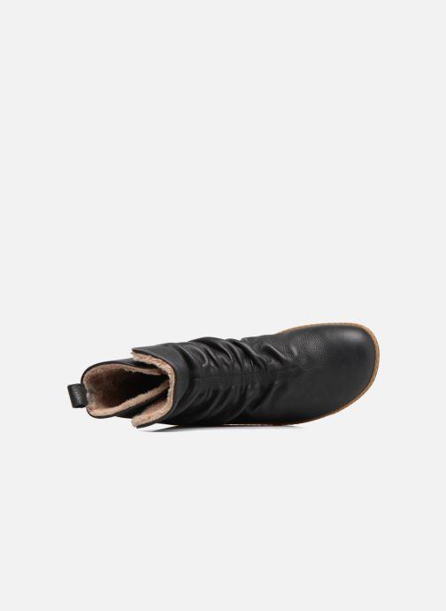 Stiefeletten & Boots El Naturalista El Viajero NE13 schwarz ansicht von links
