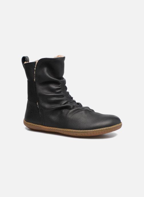 Stiefeletten & Boots El Naturalista El Viajero NE13 schwarz detaillierte ansicht/modell