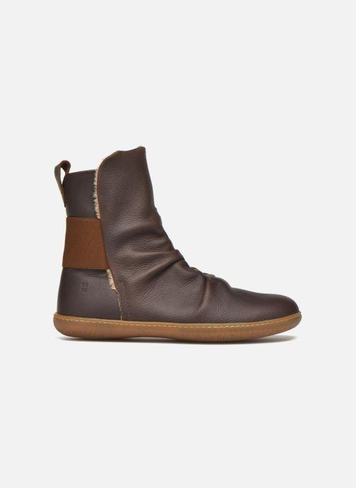 Boots en enkellaarsjes El Naturalista El Viajero NE13 Bruin achterkant