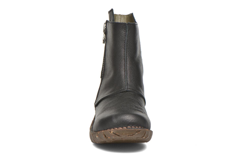 Bottines et boots El Naturalista Yggdrasil NE28 Noir vue portées chaussures