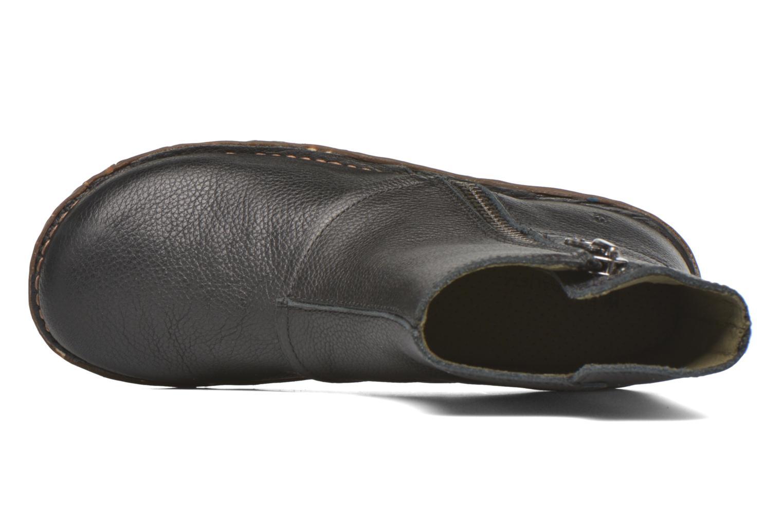 Bottines et boots El Naturalista Yggdrasil NE28 Noir vue gauche