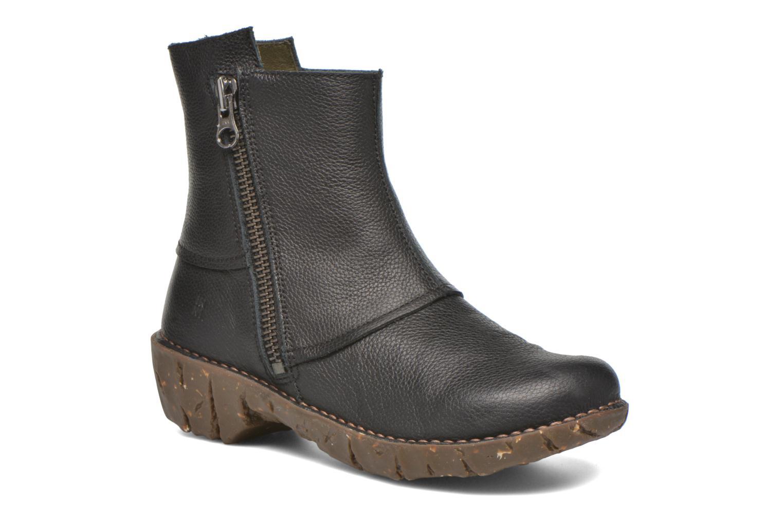 modelo más vendido de la NE28 marca El Naturalista Yggdrasil NE28 la (Negro) - Botines  en Más cómodo 33dca2